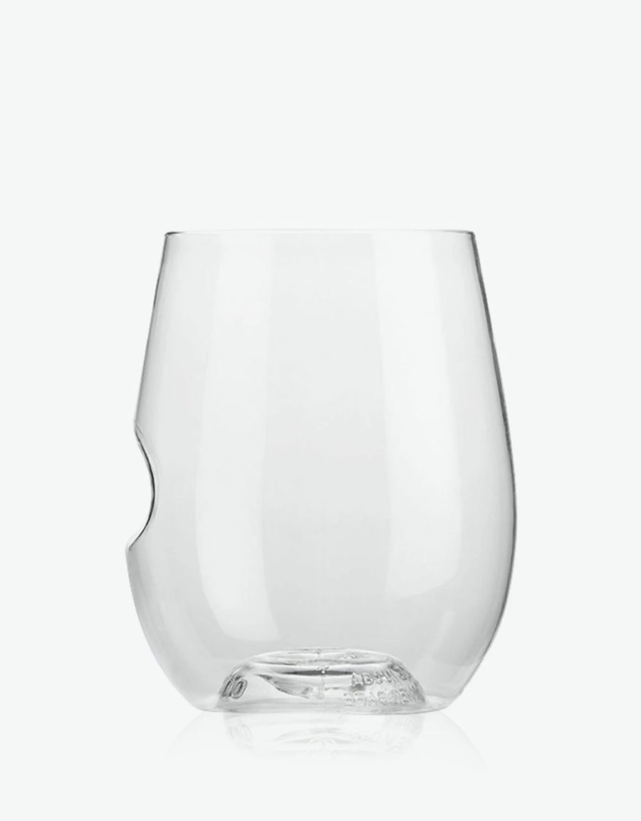 best stemless white wine glass